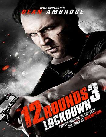 12 Rounds 3: Lockdown 2015 Dual Audio [Hindi-English] 720p BluRay 850MB ESubs