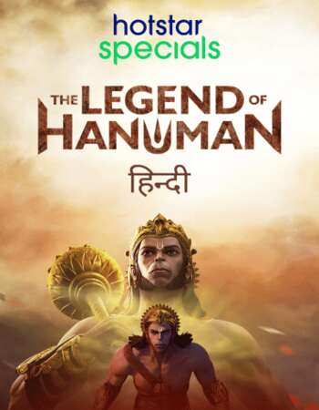 The Legend of Hanuman (2021) S01 Complete Hindi 720p 480p WEB-DL 1.6GB Full Movie Download