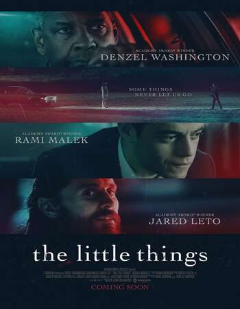 The Little Things (2021) English 720p WEB-DL x264 1.1GB Full Movie Download