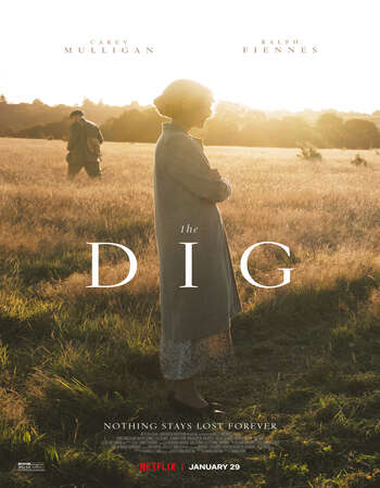 The Dig (2021) English 720p WEB-DL x264 950MB Full Movie Download