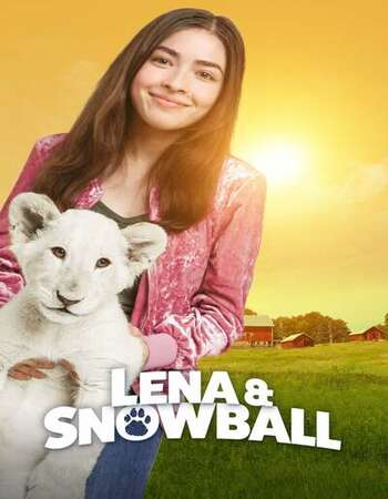 Lena and Snowball 2021 English 720p WEB-DL 800MB Download