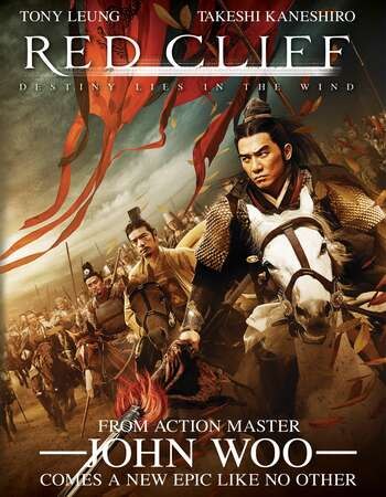 Red Cliff 2008 Dual Audio [Hindi-English] 720p BluRay 1.1GB Download