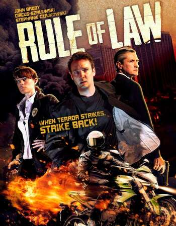 The Rule of Law 2012 Dual Audio [Hindi-English] 720p WEB-DL 800MB Download