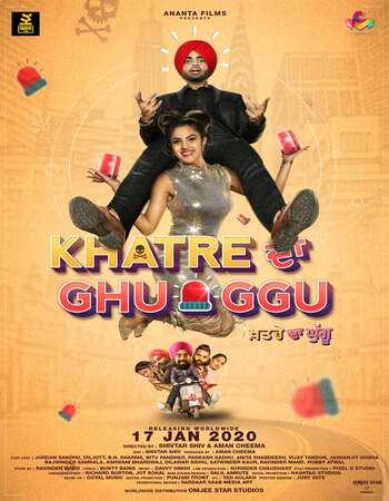 Khatre Da Ghuggu (2020) Punjabi 720p WEB-DL x264 950MB Full Movie Download