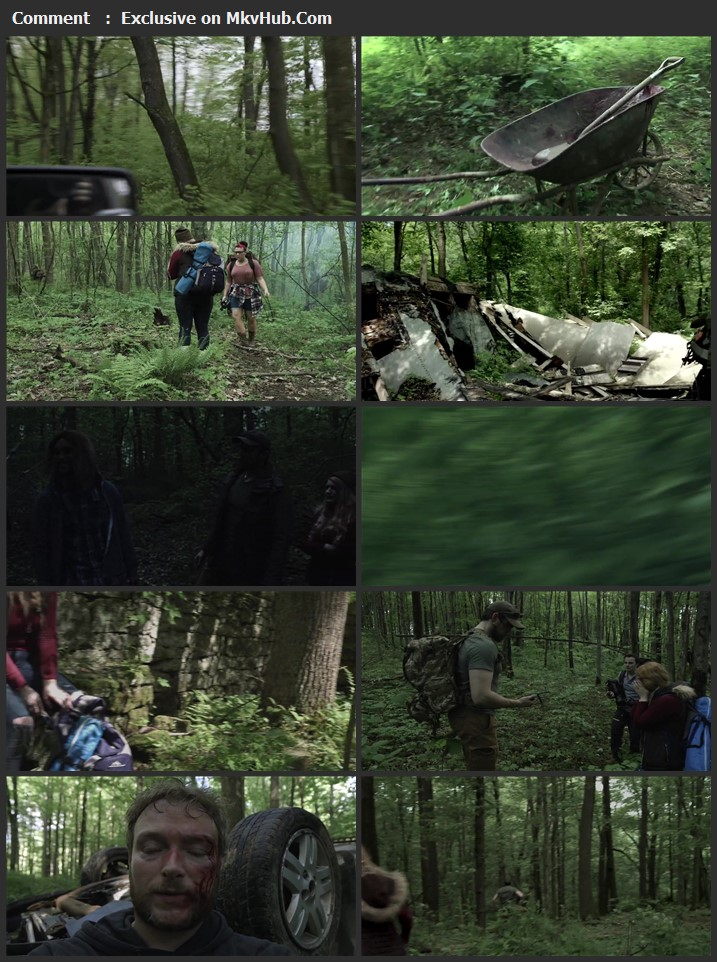 Red Woods 2021 English 720p WEB-DL 850MB Download