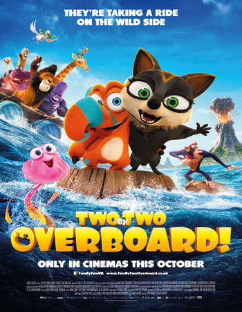 Two by Two: Overboard! 2020 English 720p WEB-DL 750MB Download