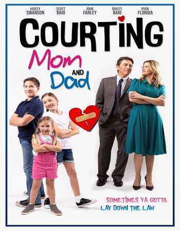 Courting Mom and Dad 2021 English 720p WEB-DL 800MB Download