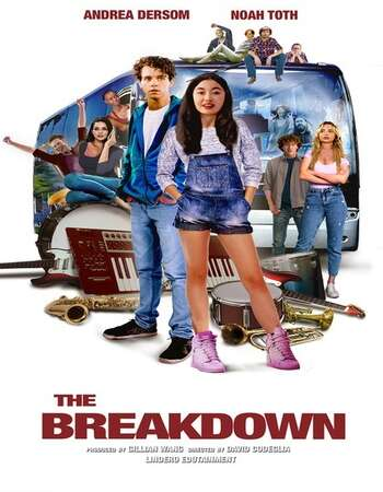 The Breakdown 2021 English 720p WEB-DL 850MB Download