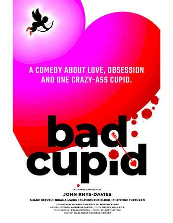 Bad Cupid 2021 English 720p WEB-DL 700MB Download