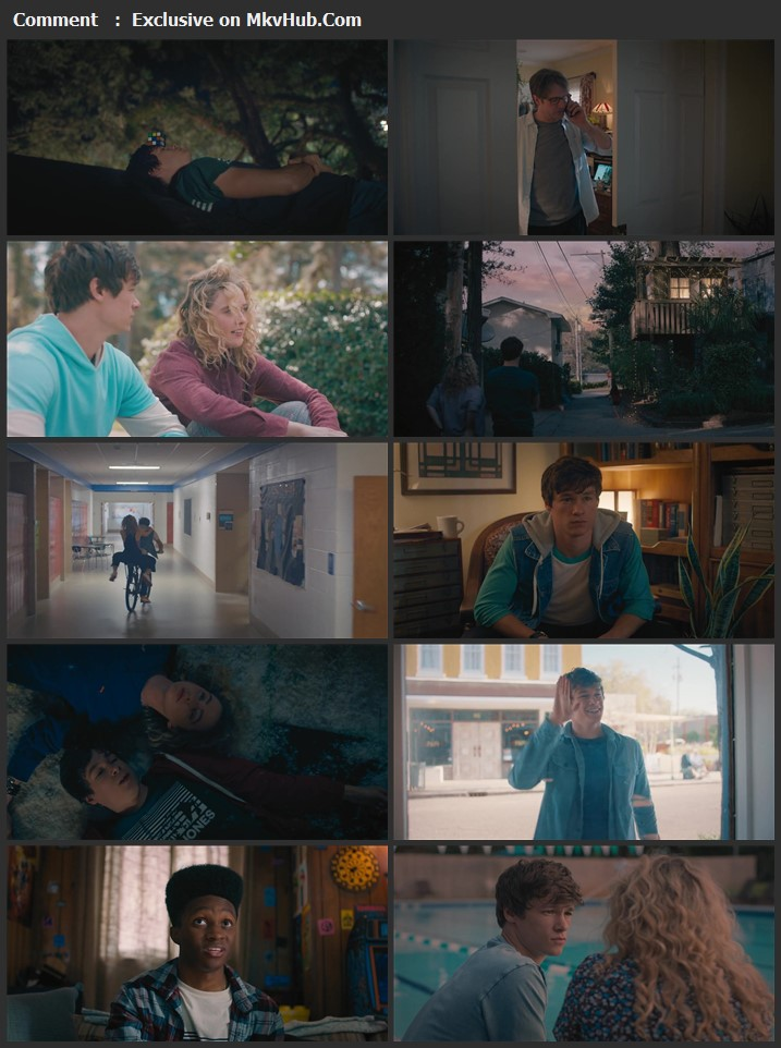 The Map of Tiny Perfect Things 2021 English 720p WEB-DL 850MB Download