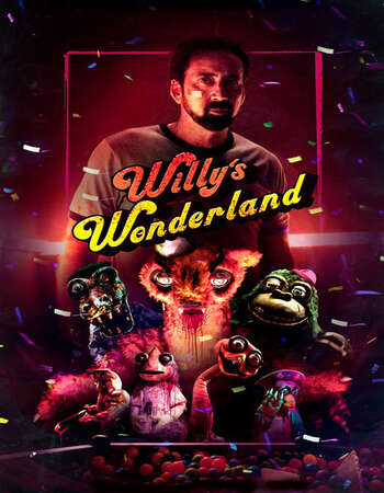 Wally's Wonderland 2021 English 720p WEB-DL 800MB Download