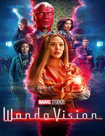 WandaVision (2021) S01 Complete English 720p WEB-DL 450MB ESubs Full Show Download