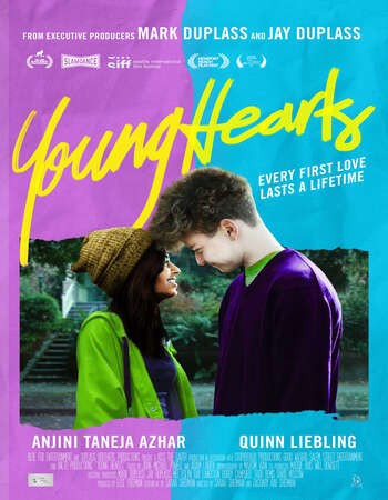 Young Hearts 2021 English 720p WEB-DL 700MB ESubs
