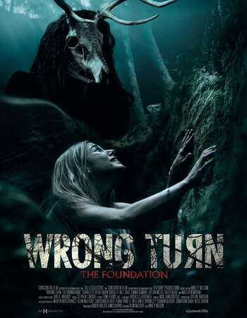 Wrong Turn (2021) English 720p BluRay x264 950MB Full Movie Download