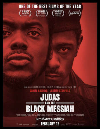 Judas and the Black Messiah (2021) English 720p WEB-DL x264 1.1GB Full Movie Download