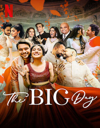 The Big Day 2021 S01 Complete Hindi 720p 480p WEB-DL 800MB ESubs Download