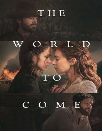 The World to Come 2020 English 720p HDCAM 900MB Download