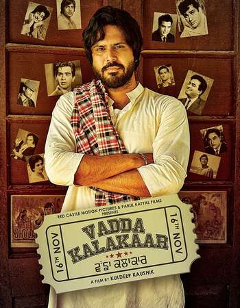 Vadda Kalakaar (2018) Punjabi 720p WEB-DL x264 1GB ESubs Full Movie Download