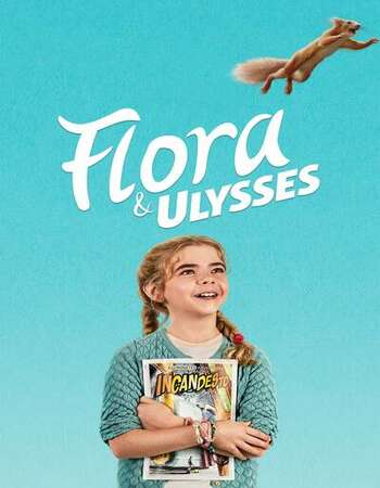 Flora & Ulysses 2021 English 1080p WEB-DL 1.5GB ESubs