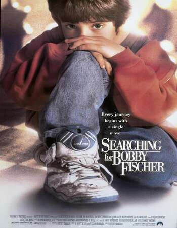 Searching for Bobby Fischer (1993) Dual Audio Hindi 480p WEB-DL 350MB Full Movie Download