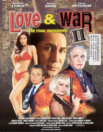 Love and War II (1998) Dual Audio Hindi 480p DVDRip 300MB Full Movie Download