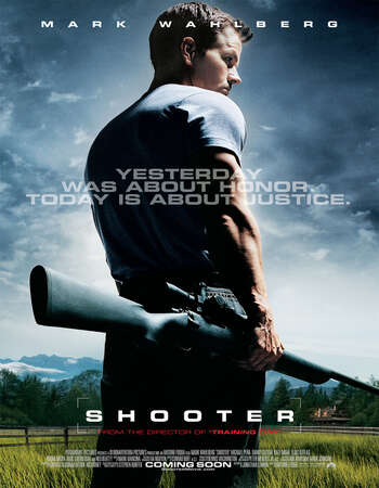 Shooter 2007 Dual Audio [Hindi-English] 720p BluRay 1.1GB Download