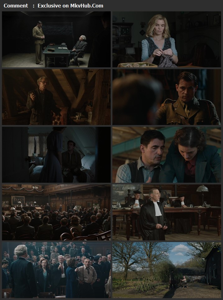 The Last Vermeer 2021 English 720p WEB-DL 1GB Download