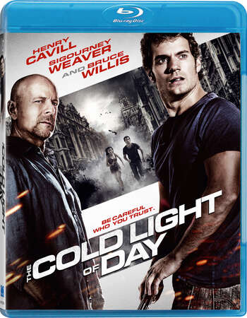 The Cold Light of Day (2012) Dual Audio Hindi 720p BluRay x264 850MB Full Movie Download