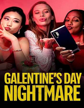 Galentine's Day Nightmare 2021 English 720p WEB-DL 800MB Download