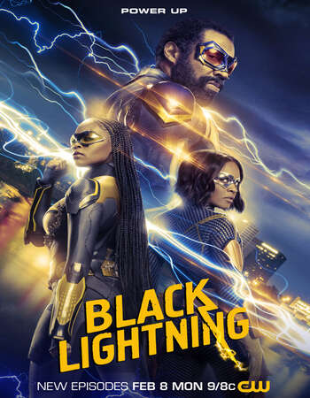 Black Lightning S04 720p WEB-DL x264 ESubs
