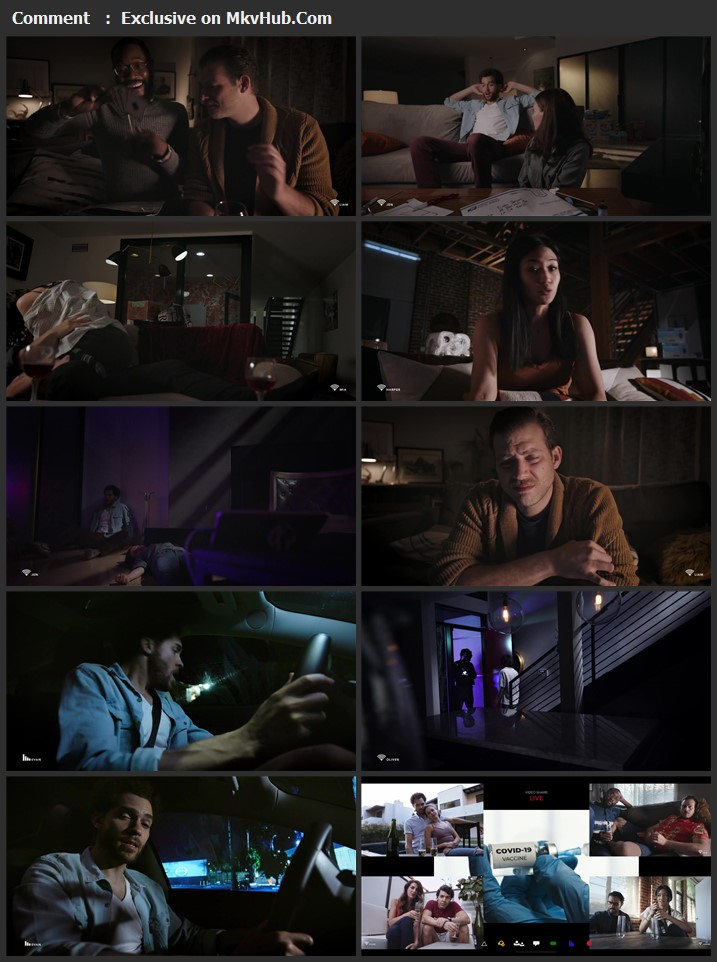 Safer at Home 2021 English 720p WEB-DL 750MB Download