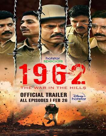 1962: The War in the Hills (2021) S01 Hindi 720p WEB-DL 2.4GB ESubs Download