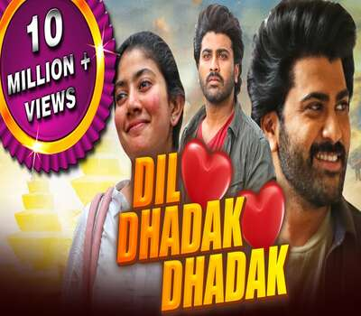 Dil Dhadak Dhadak (2021) Hindi Dubbed 720p HDRip x264 1.1GB Full Movie Download