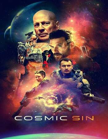 Cosmic Sin 2021 English 720p WEB-DL 800MB ESubs