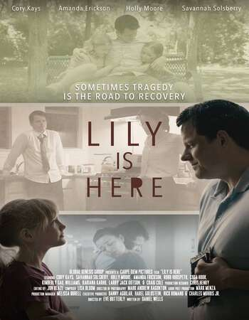 Lily Is Here 2021 English 720p WEB-DL 800MB ESubs