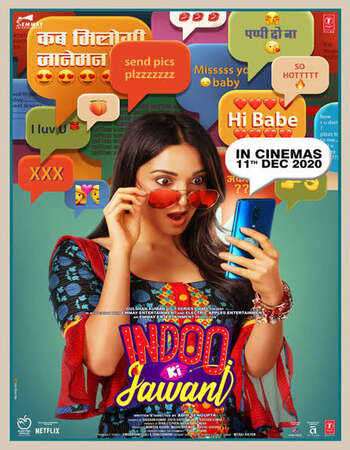 Indoo Ki Jawani 2020 Hindi 720p WEB-DL 950MB ESubs