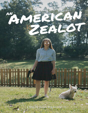 An American Zealot 2021 English 720p WEB-DL 800MB ESubs