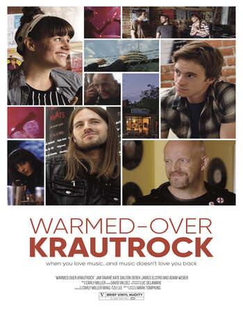 Warmed-Over Krautrock 2020 English 720p WEB-DL 700MB ESubs