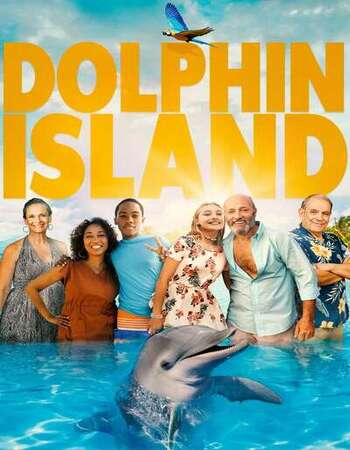 Dolphin Island 2021 English 720p WEB-DL 800MB ESubs