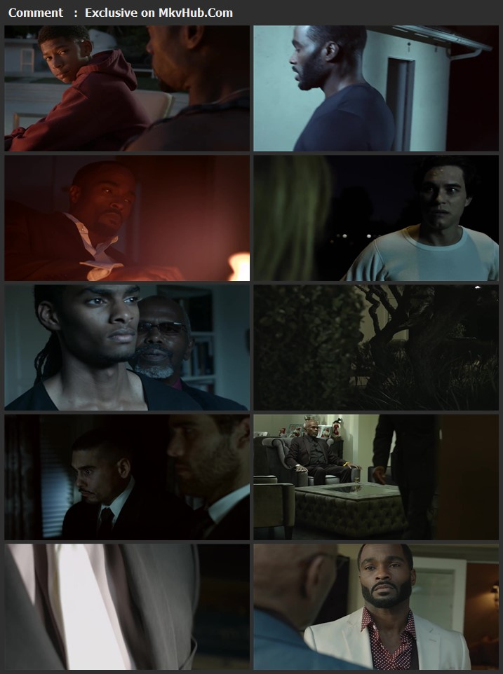 Two Wolves 2020 English 720p WEB-DL 800MB Download