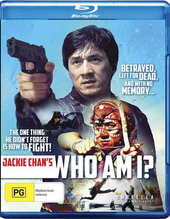 Who Am I? (1998) Dual Audio Hindi 720p BluRay [Hindi (ORG) + English]