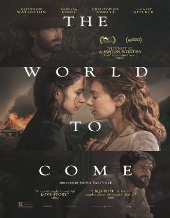 The World to Come (2020) Dual Audio Hindi (HQ Fan Dub) 720p WEB-DL 850MB Full Movie Download