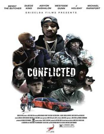 Conflicted 2021 English 720p WEB-DL 900MB Download