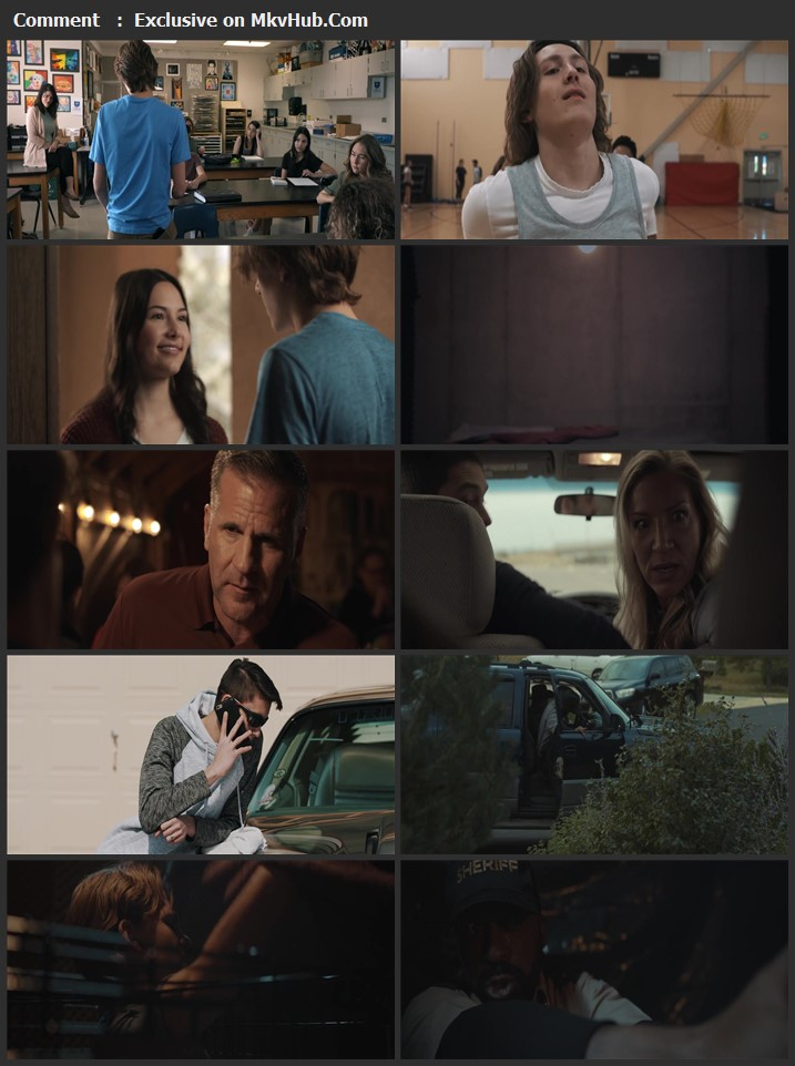 Deadly Promises 2021 English 720p WEB-DL 700MB Download