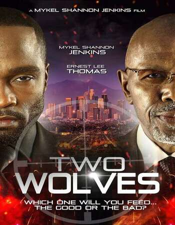 Two Wolves 2020 English 720p WEB-DL 800MB ESubs