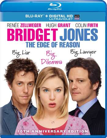 Bridget Jones: The Edge of Reason (2004) Dual Audio Hindi 720p BluRay x264 950MB Full Movie Download