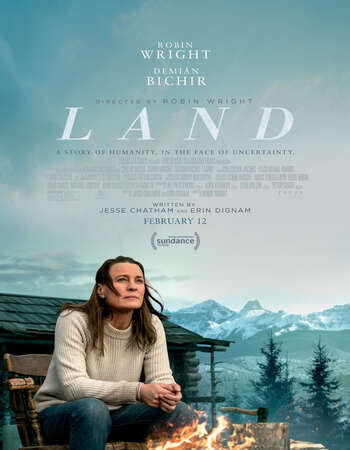 Land 2021 English 720p WEB-DL 800MB ESubs