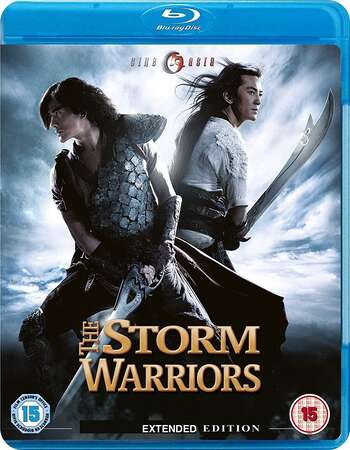 The Storm Warriors (2009) Dual Audio Hindi 480p BluRay 350MB ESubs Full Movie Download