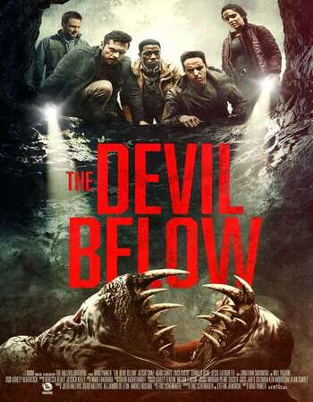 The Devil Below 2021 English 720p WEB-DL 800MB ESubs