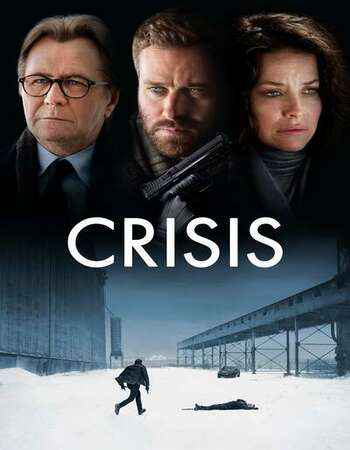 Crisis 2021 English 720p WEB-DL 1GB ESubs